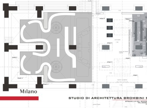 Milano Merchandising – Concept