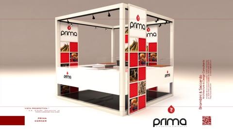 Prima – Stand