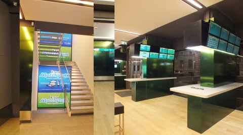 Sisal Matchpoint – FlagShip Store – Concept