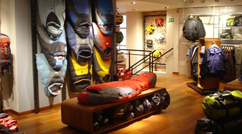 THE NORTH FACE – Retail Service