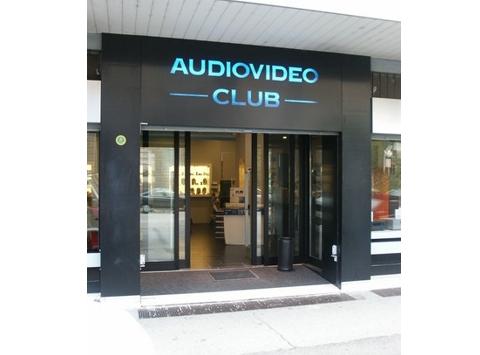 Audio Video Club – Concept