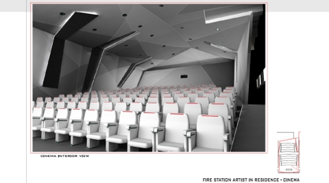 FireStation Artist Cinema – Doha Qatar