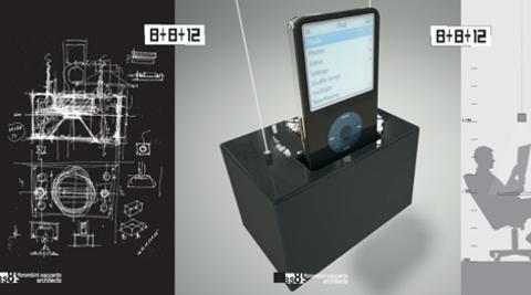 Lampada 8+8 – Design