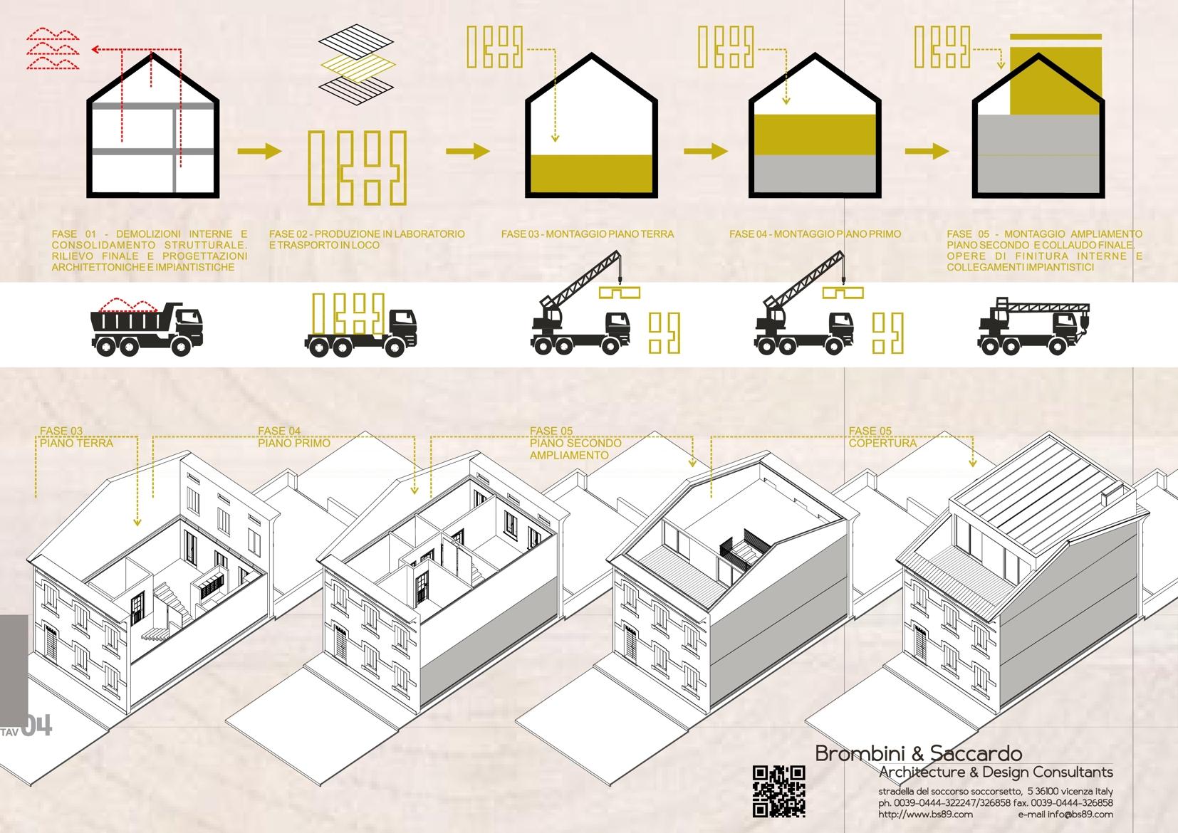 Casa in Legno – Ristrutturazione