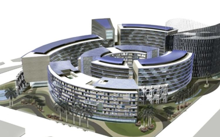 Doha Qatar – Bin Fujaa Jiang – Masterplan