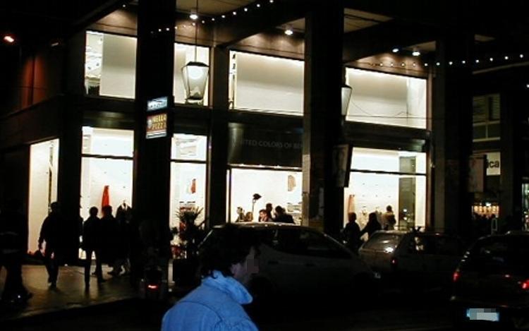 Benetton – Retail Service