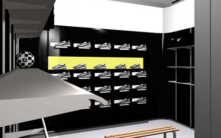 Juventus Store – Concept