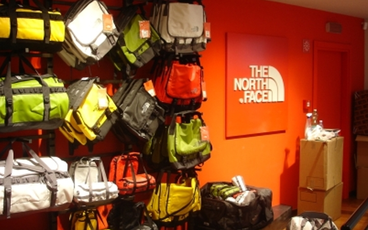 THE NORTH FACE – Saint Moritz
