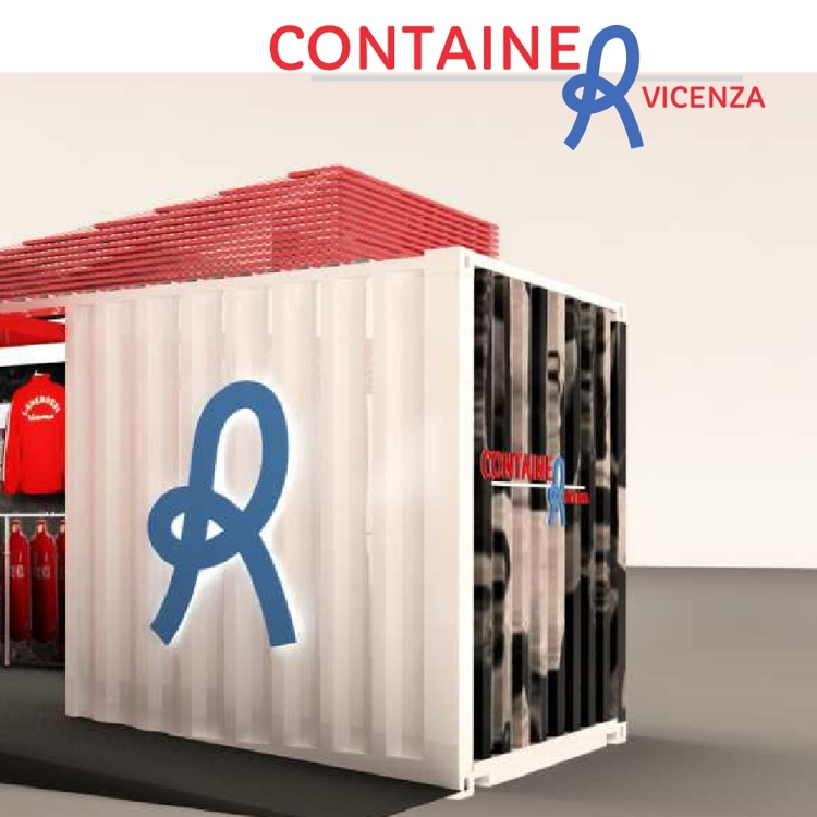 Container Calcio Vicenza – Stand