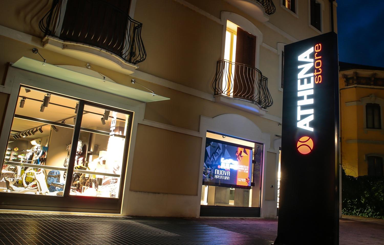 Inaugurazione nuovo Athena Store 13 Maggio 2017