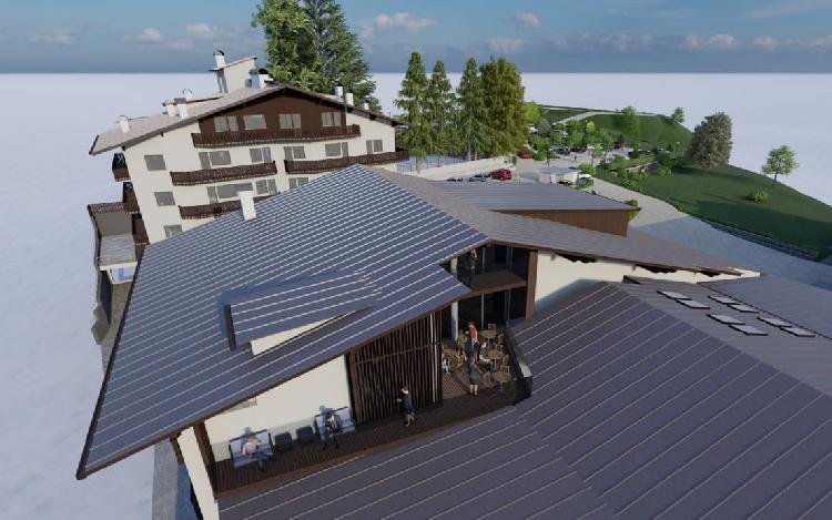La Cooperativa di Cortina – Bar panoramico