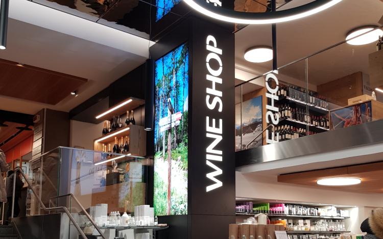 La Cooperativa di Cortina – Wineshop