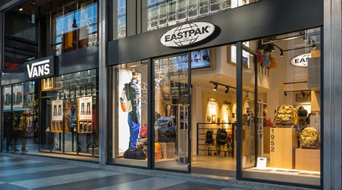 Eastpack – Retail Service