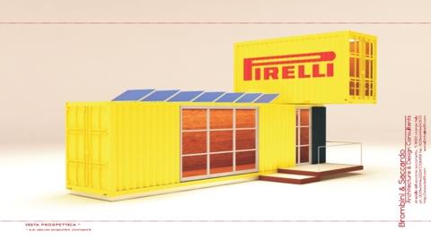 Pirelli – Corner
