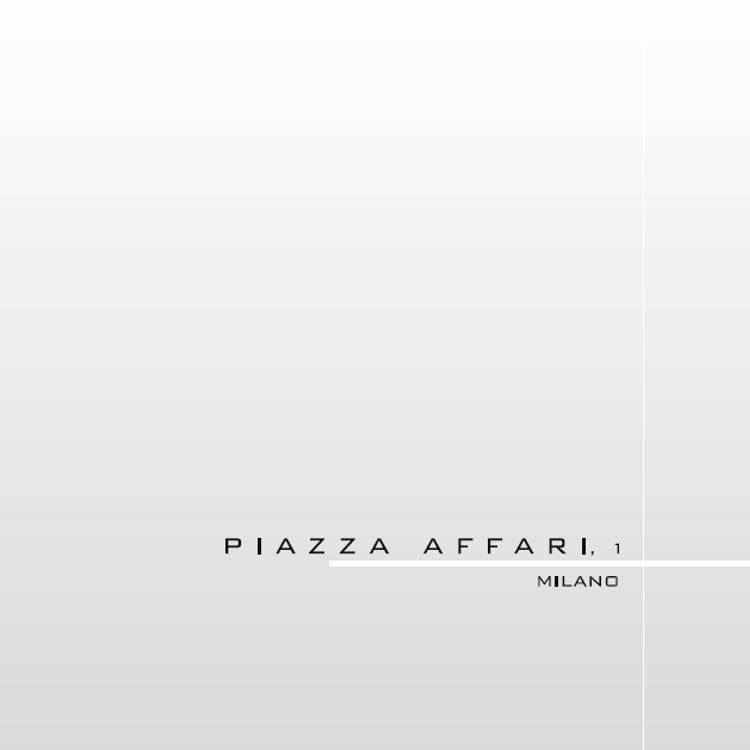 INTER FC – Piazza Affari Milano – Project Feasibility Study